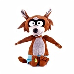 """Uville Racoo 9"""" Plush Toy"""