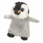 "7"" Wild Republic Wild Watch Penguin Chick"