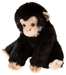 "8"" Wild Republic Cuddlekins-Mini Chimp Baby"
