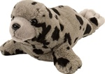 "10"" Wild Republic Cuddlekins-Mini Harbor Seal"