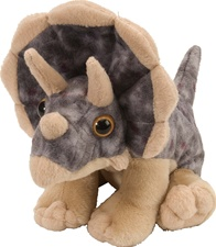"8"" Wild Republic Cuddlekins-Mini Triceratops"