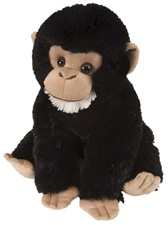 "12"" Wild Republic Cuddlekins Chimp Baby"