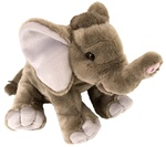 "12"" Wild Republic Cuddlekins Elephant Baby"
