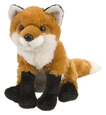 "12"" Wild Republic Cuddlekins Red Fox"