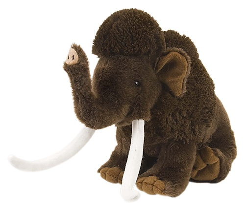 12 Quot Wild Republic Cuddlekins Woolly Mammoth