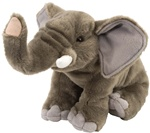 "12"" Wild Republic Cuddlekins Elephant Adult"