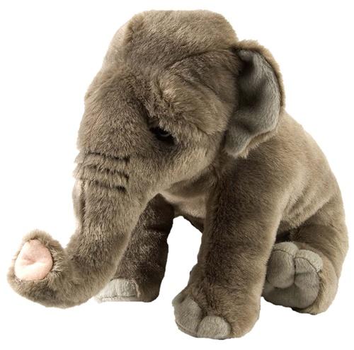 12 Quot Wild Republic Cuddlekins Asian Elephant