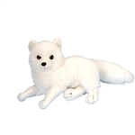Wild Republic Mini Arctic Fox 8""