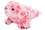 Wild Republic Pink Harbor Seal 12""