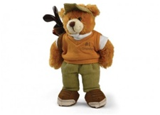 Plushland #1 Grandpa Golf Bear