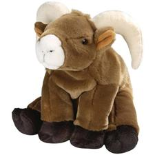 Wild Republic Cuddlekins Big Horn Sheep 12""
