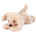 Wild Republic Dog Floppy Golden Retriever 7""