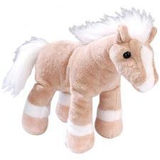 """Wild Republic Horse Standing Palomino 7"""""""