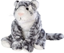 "Wild Republic Fuzzy Fellas White Tiger 11"" (D)"