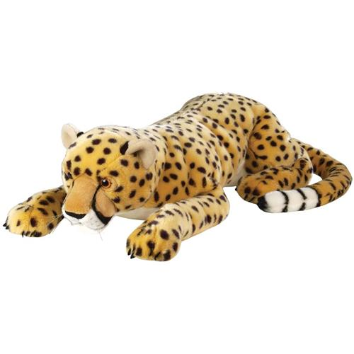 Wild Republic Cuddlekins Cheetah 30