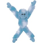 "Wild Republic 8"" Wild Clingers Chimp Light Blue with Magnets (discontinued)"
