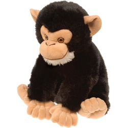 Wild Republic Cuddlekins Baby Chimp