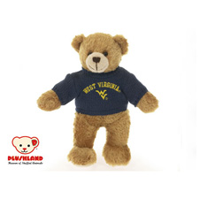 Plushland West Virginia Sweater Bear