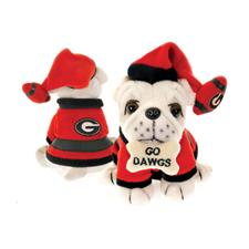 Stuffed Georgia Bulldog