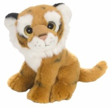 "Wild Republic 7"" Wild Watch Tiger"