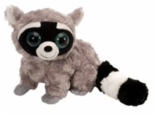 "7"" Wild Republic  Wows Raccoon discontinued"