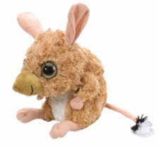 "7"" Wild Republic  Wows Kangaroo Rat discontinued"