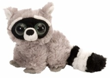 "5"" Wild Republic  Wows W/Sound Raccoon  discontinued"