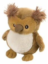 "4.5"" Wild Republic Pudgy Pals Owl discontinued"