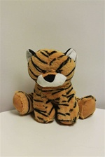 "Beverly Hills Teddy Bear 10"" Jungle Baby Animals-TIGER"