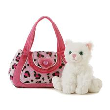 "Aurora 8"" Pet Carrier Purse"