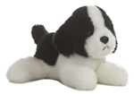 "Aurora 6"" BORDER COLLIE DOG (disc)"