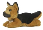 "Aurora 8"" GERMAN SHEPHERD DOG"