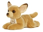 "Aurora 11"" CHIHUAHUA (BROWN) DOG (D)"