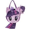 "Aurora 5.5"" Twilight Sparkle - Pony Tail Purse"