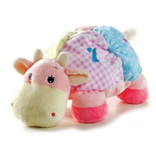 "Aurora 14"" Crinkle Friend-Cow"