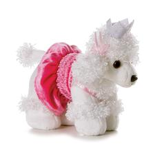 AU32661 2T Aurora 7 Fancy Pals Princess Priscilla Poodle Dog