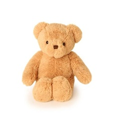 "Beverly Hills Teddy Bear Deluxe 15"" Honey Belvedere Bear"
