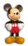 Disney Mickey Mouse Figurine 2.5""