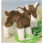 "Douglas 6"" Tall Buffy Baby Goat"