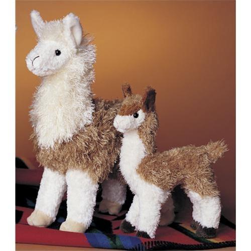 "Douglas 6"" Mini Lena Llama (shown right) | 500 x 500 jpeg 70kB"