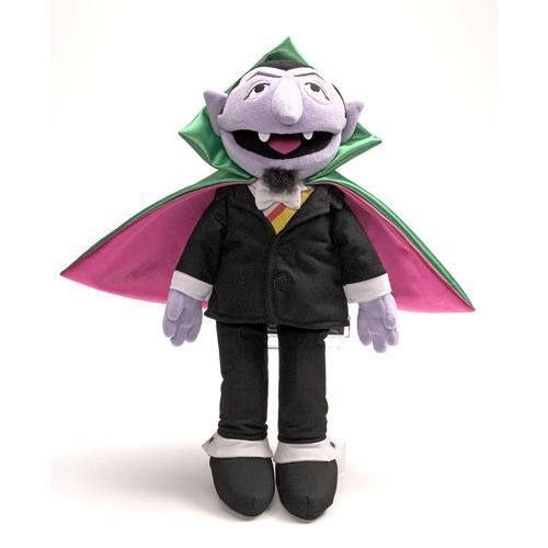Gund Sesame Street Count Von Count 11 0 Quot Plush