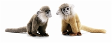 "8"" Hansa Leaf Monkey Gray (Image on the Left)"