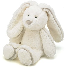 Jellycat Pipers Cream Bunny 31""