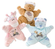 "11"" Kids Preferred HD Comfort Cuddly Asst Discontinued"
