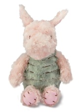 "Disney 9"" Kids Preferred Classic Pooh Small Floppy Piglet"