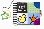 "7"" Kids Preferred Amazing Baby Soft Book - Feel and Learn"