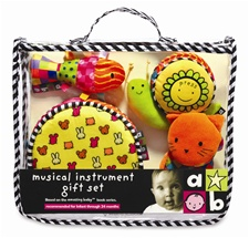 "10x11"" Kids Preferred Amazing Baby Baby Band Gift Set"