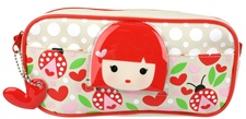 "9"" Kids Preferred 'Kimmidoll Junior' Millie Rectangular Pencil Case"