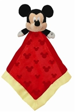 "Disney 14"" Kids Preferred Mickey Mouse Snuggle Blanky"