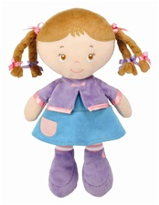 "11"" Kids Preferred Maya: Brunette Doll"